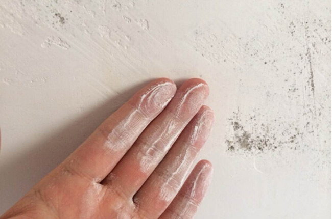 腻子层粉化严重是怎么造成的?