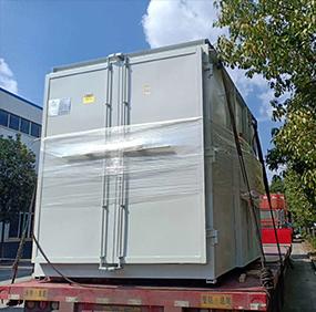 热洁炉运行中怎样进行送风调节?