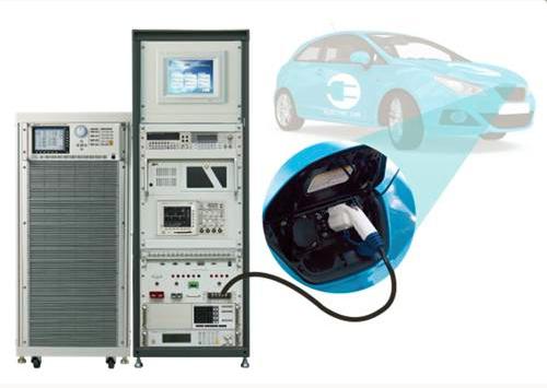 电动汽车充电相容性自动测试系统Chroma8000