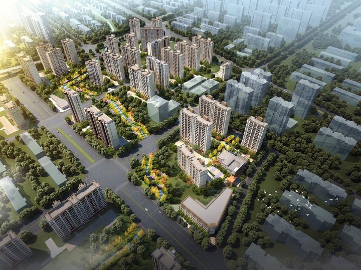 拓力環境中標中央雲璟 打造城市生活宜居樣本