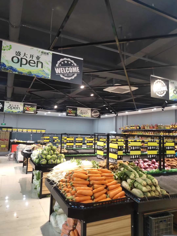 超市设计如何保证橱窗的特性!