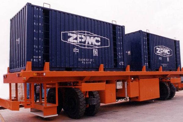 ILC润滑系统助力广州港振华自动化码头的智能化