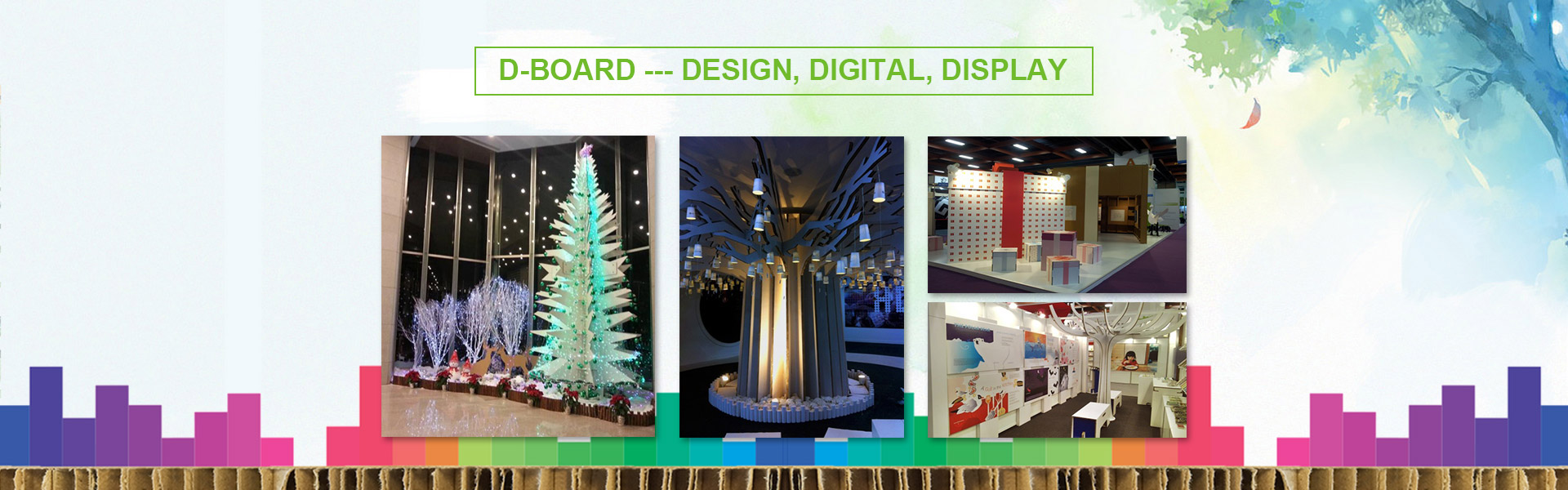 D-BOARD---DESIGN,DIGITAL,DISPLAY