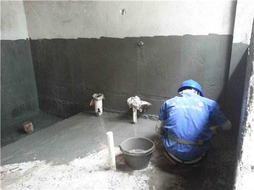 室内卫生间防水施工