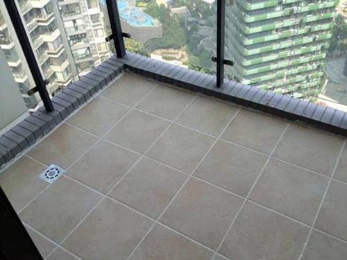 阳台防水施工