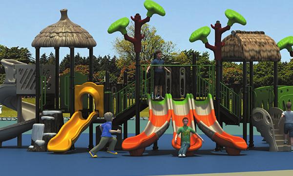 嗨童分享&你可知道如今儿童攀爬游乐设备的受欢迎程度?