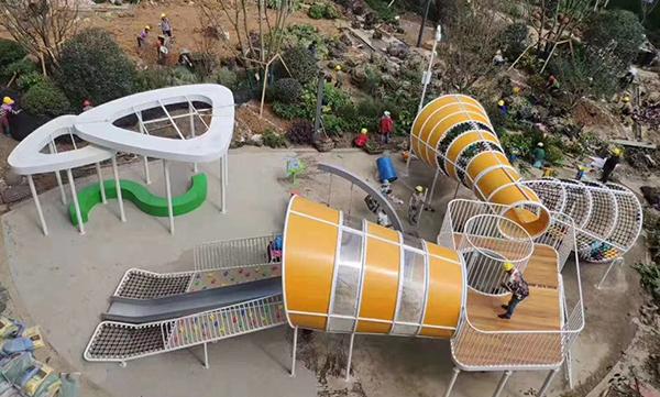 儿童乐园受欢迎的游乐设施有哪些?有什么特点呢?