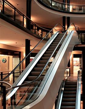 自动扶梯电梯