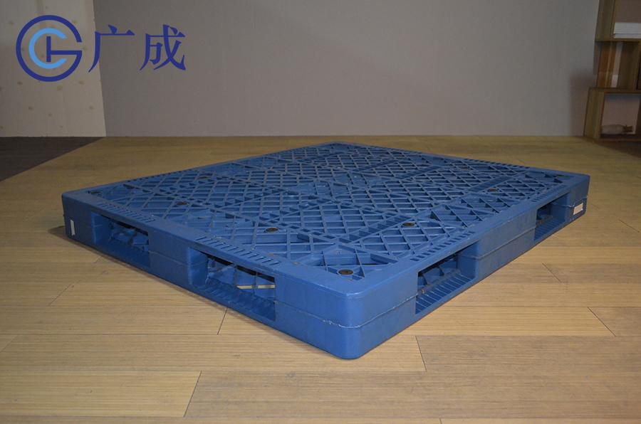 1513網格雙面焊接塑料托盤正面45度角