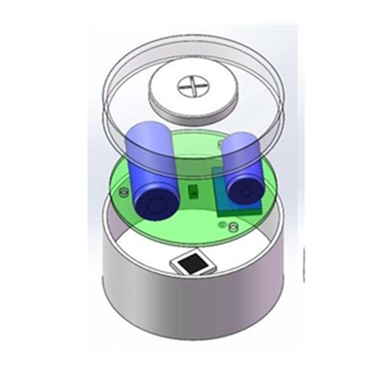 无线互感器油位监测传感器