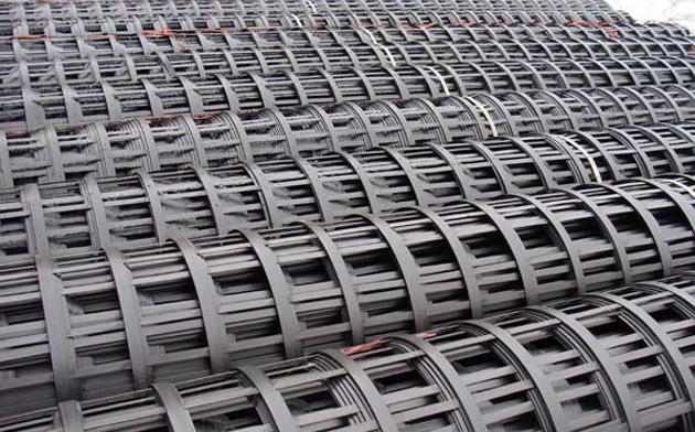 钢塑土工格栅接触面具体模式 您知道几点?