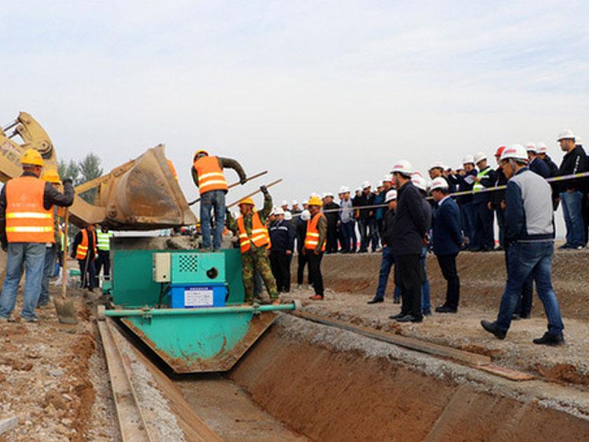 铁路工程项目服务