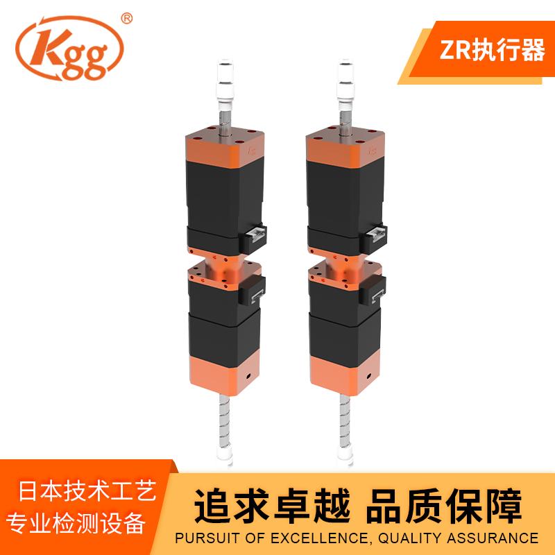 Kgg 滚珠丝杠花键 DDA-VZ08 ZR执行器 线性模组 微型轻载 垂直移载