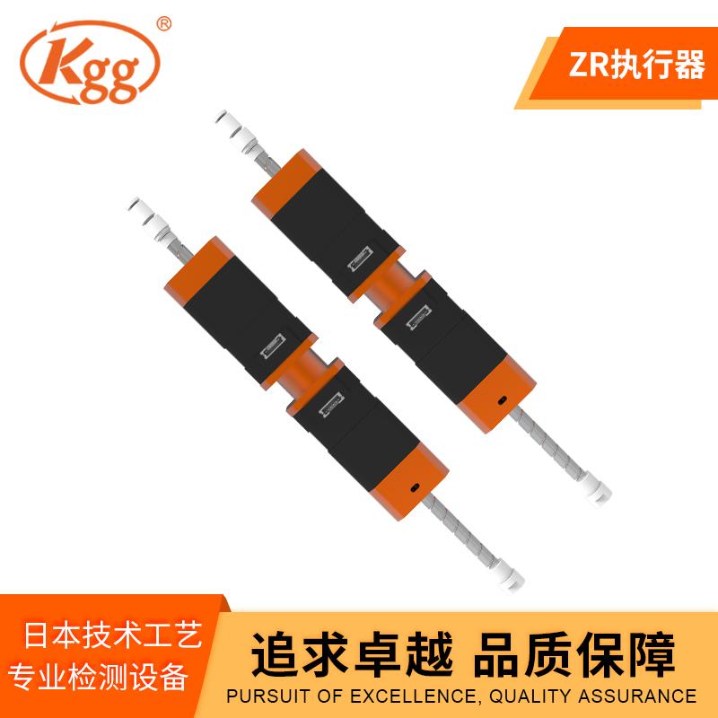 Kgg 滚珠丝杠花键 DDA-VZ28 ZR执行器 线性模组 微型轻载 垂直移载