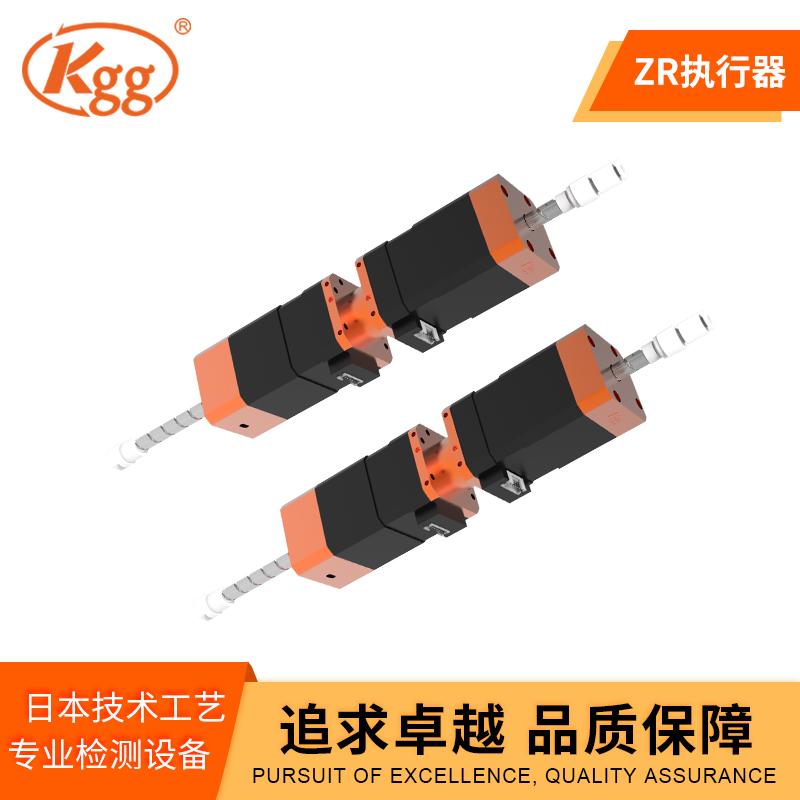 Kgg 滚珠丝杠花键 DDA-VZ06 ZR执行器 线性模组 微型轻载 垂直移载