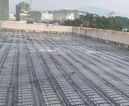 屋顶防水施工技术方案