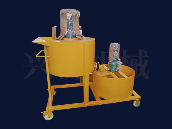 兴桥机械大量供应高低双桶搅拌机,欢迎合作咨询。