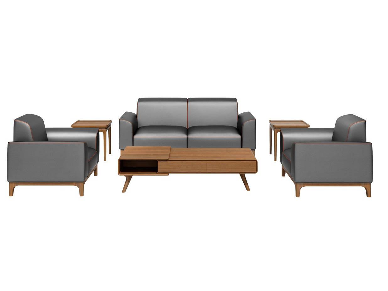 莱茵系列纯实木沙发