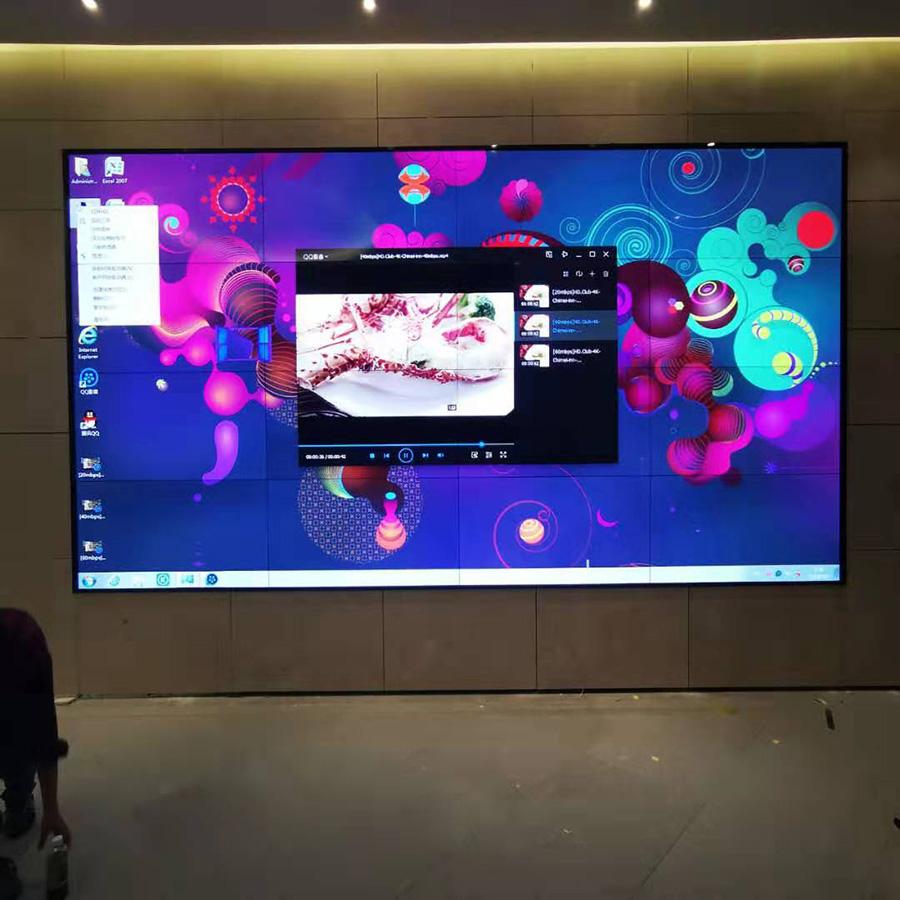 上海宽祥:液晶拼接屏的优点与缺点