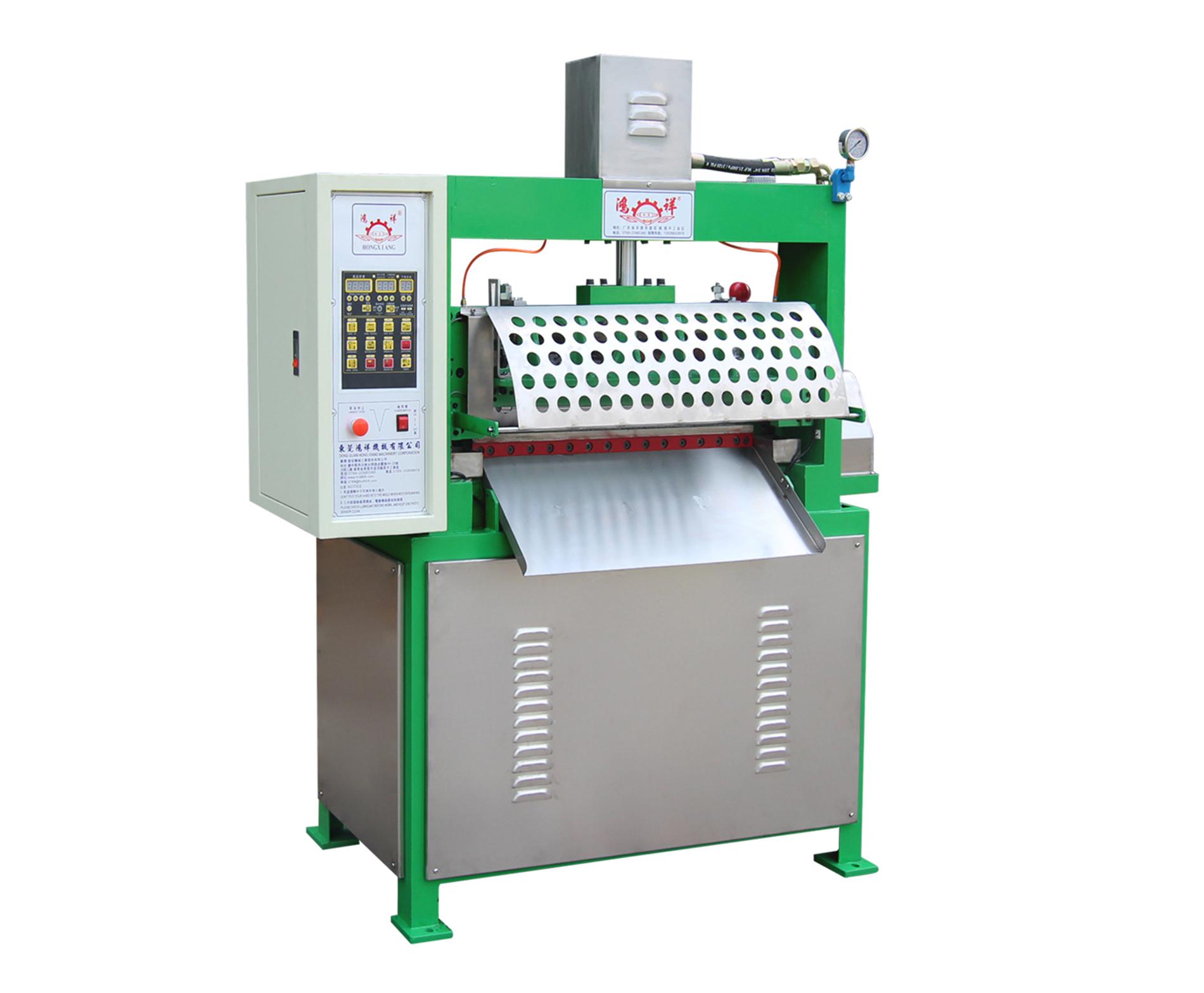 HX-8108 油压自动切片机