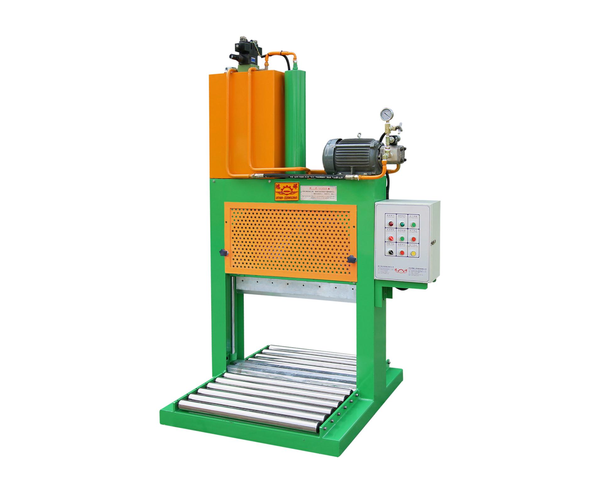 HX-81071 油压自动切胶机