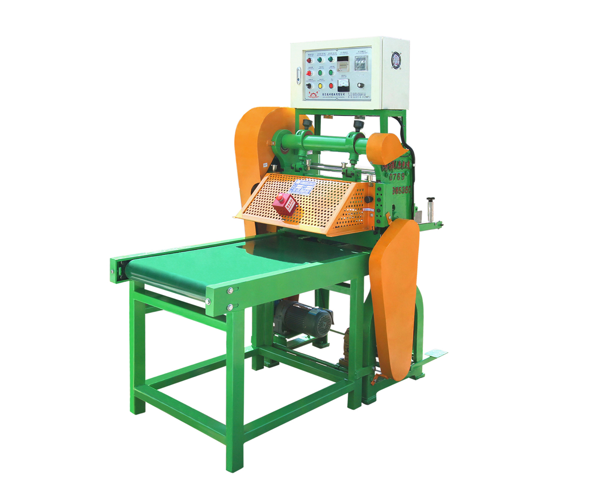 HX-81096 机械式长度切片机