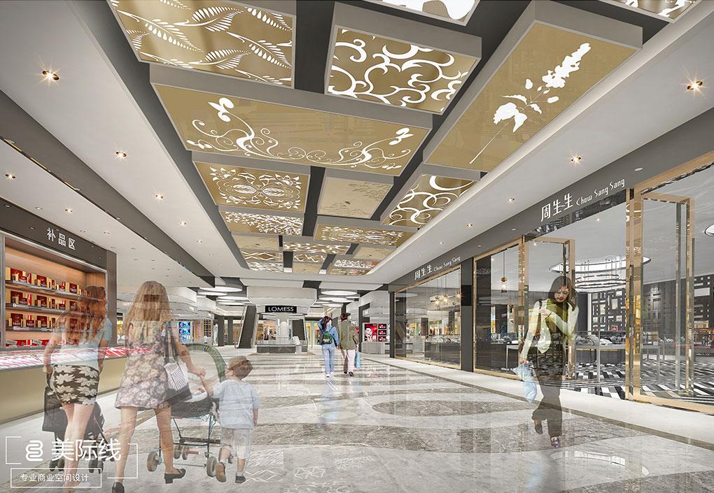 购物中心设计的本质就是让顾客爱上购物!-美际线商业设计有限公司