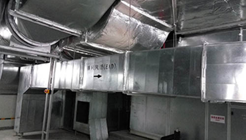 大型建筑空调节能