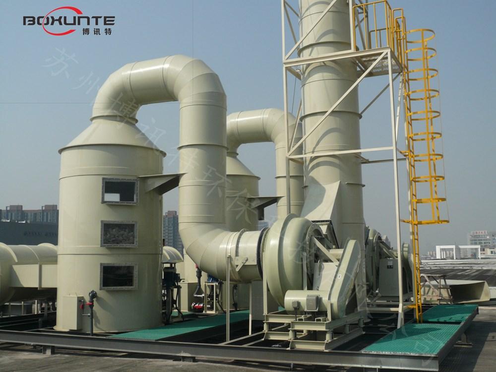 PP酸碱废气处理装置