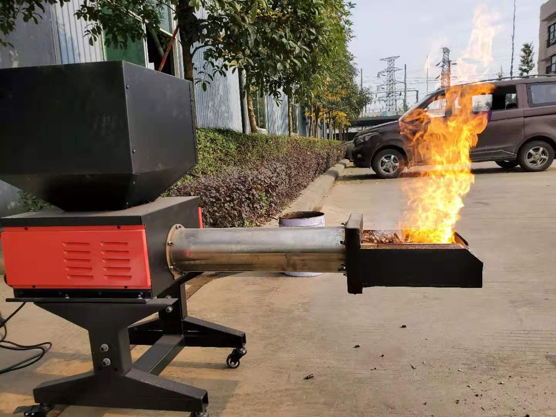 B系列生物质颗粒燃烧机