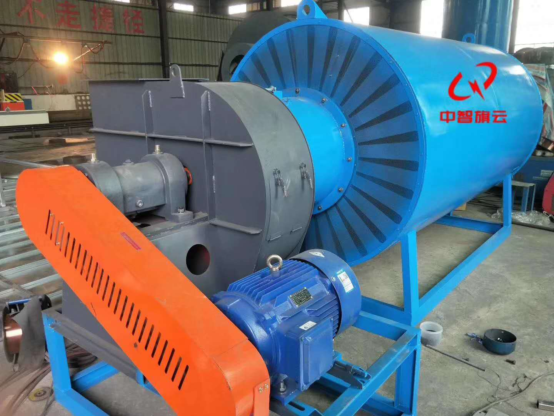 RFQZ(Y)系列燃氣(油)直接式熱風爐