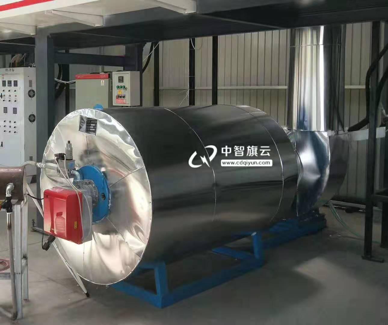 RFQZ(Y)系列燃气(油)直接式热风炉