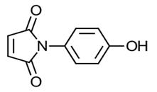 N-(4-羟基苯基)马来酰亚胺