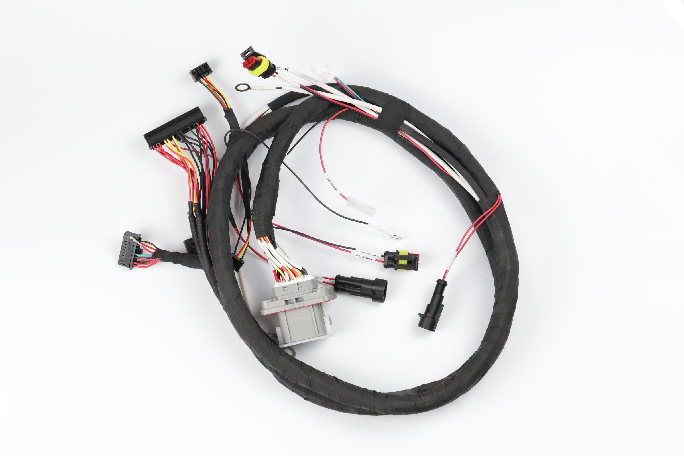 RCD-MC791 电动汽车箱低压线束 汽车线束定制加工生产厂家