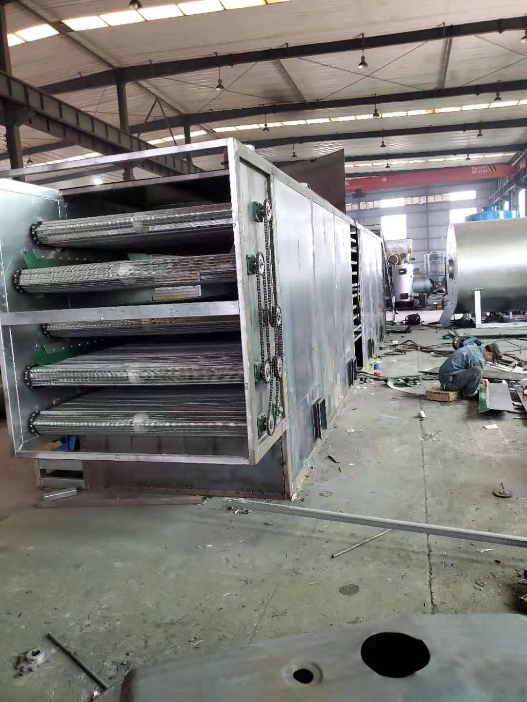 GDW往复带式干燥机
