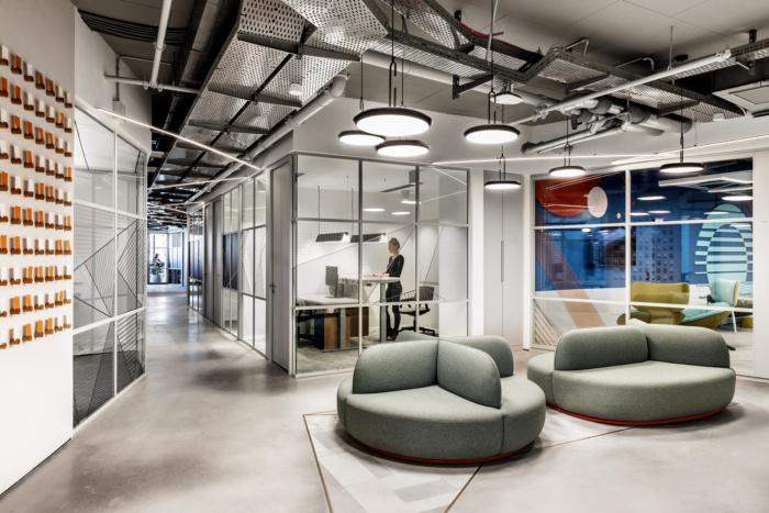 办公室角落设计