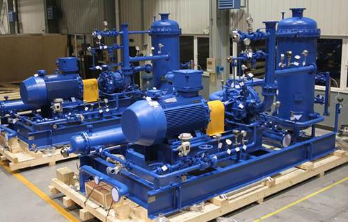 尾气回收压缩机系统