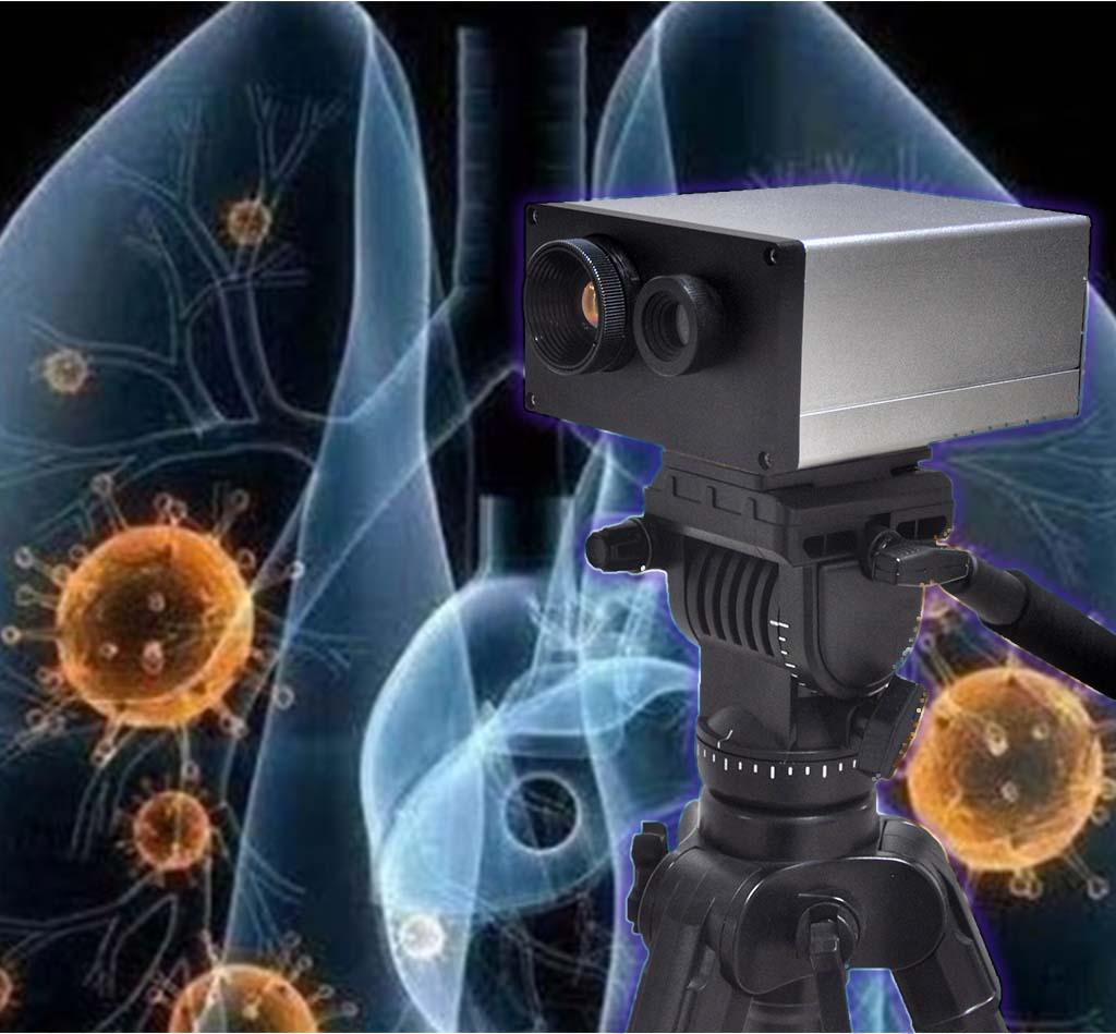 疫情防控的排头兵-智能红外人体测温仪