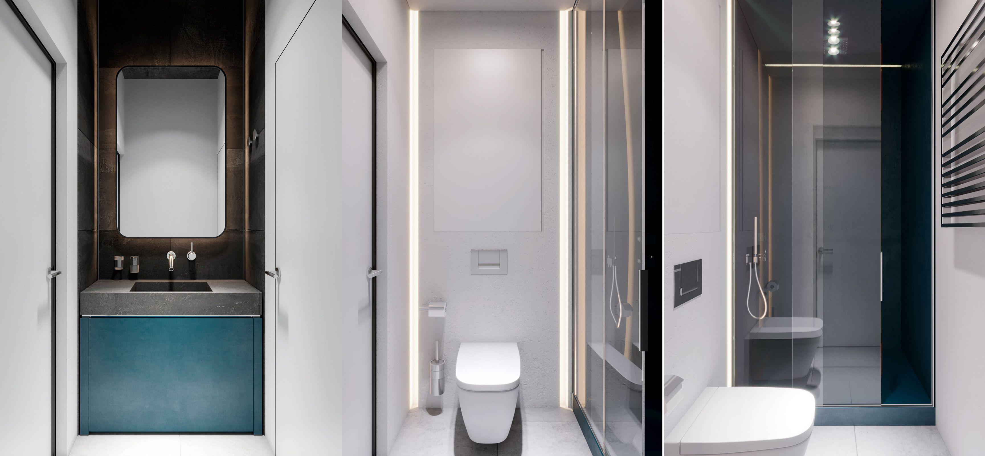 办公室卫生间装修设计
