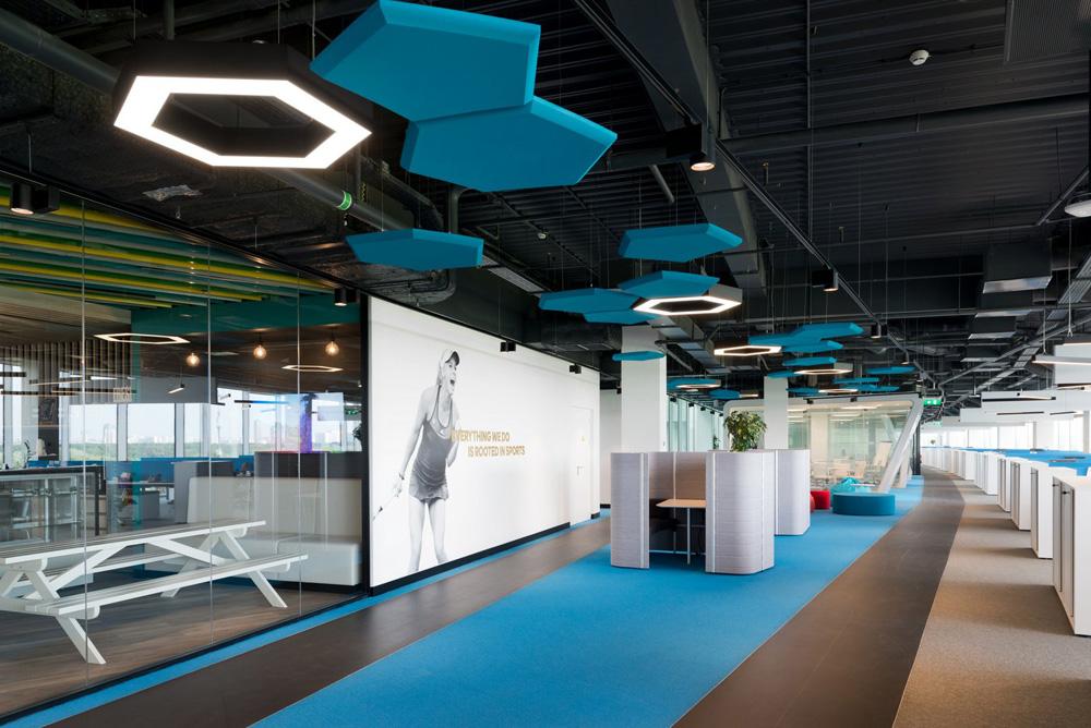 专业办公空间装修设计