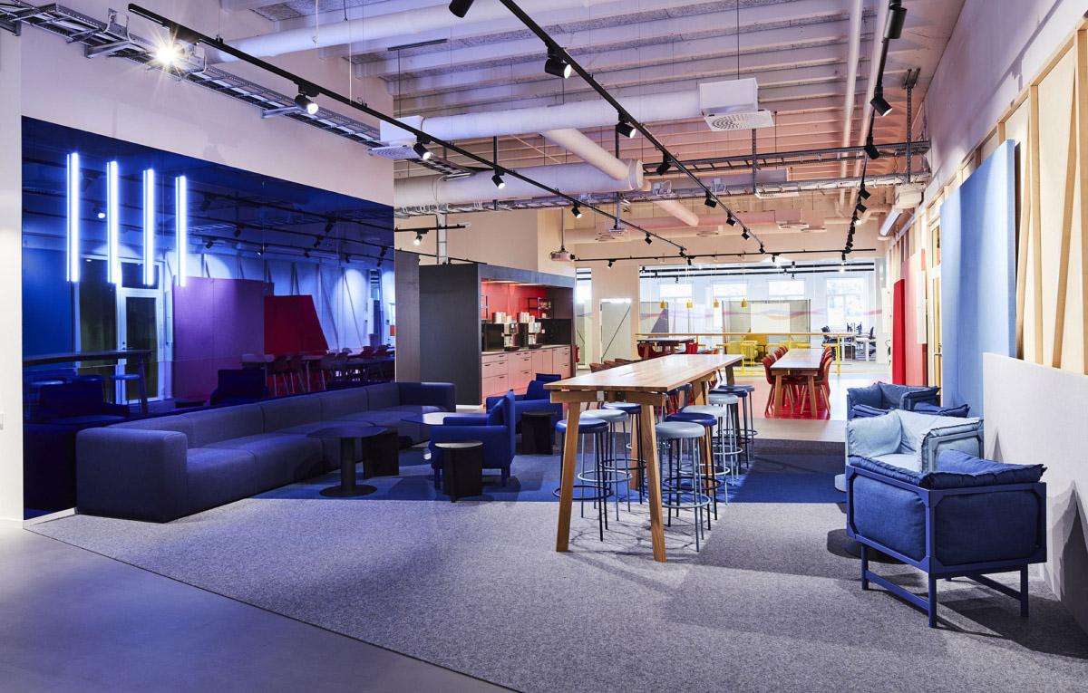 办公空间规划设计
