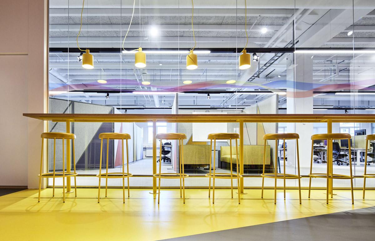 办公空间休闲区规划设计
