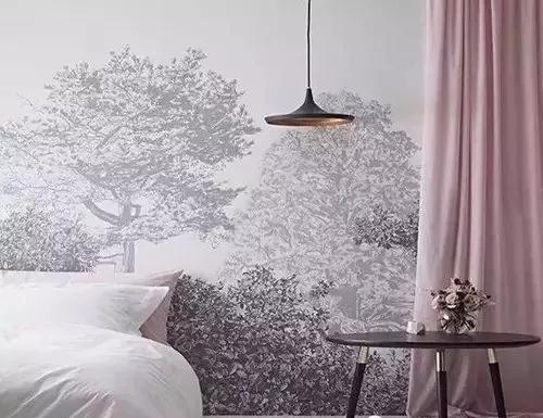 持凡卧室彩绘