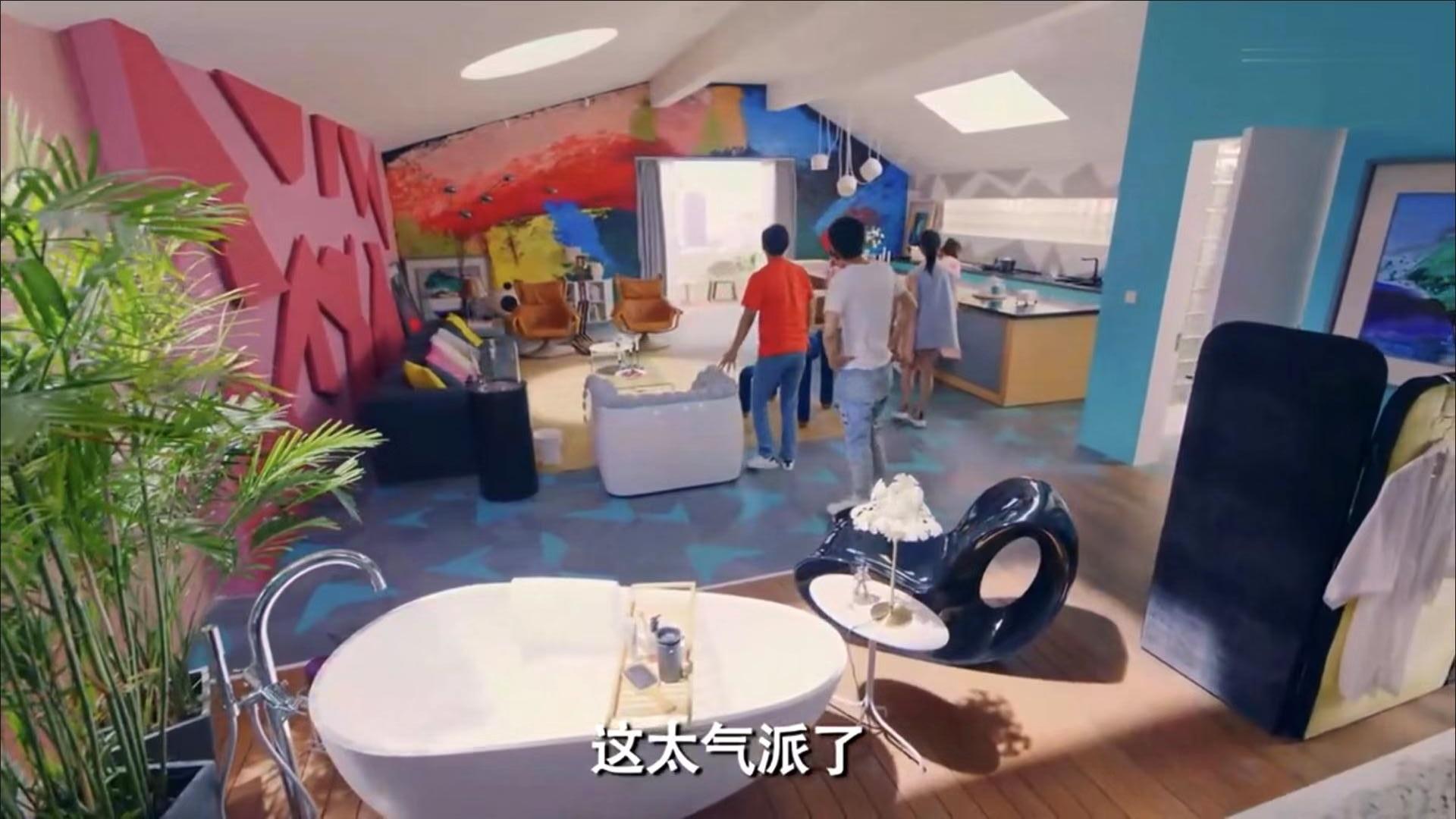 像爱情公寓里一样的家装彩绘如何打造