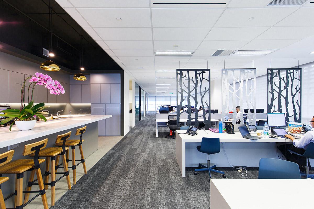 【现代简约】室内办公空间设计
