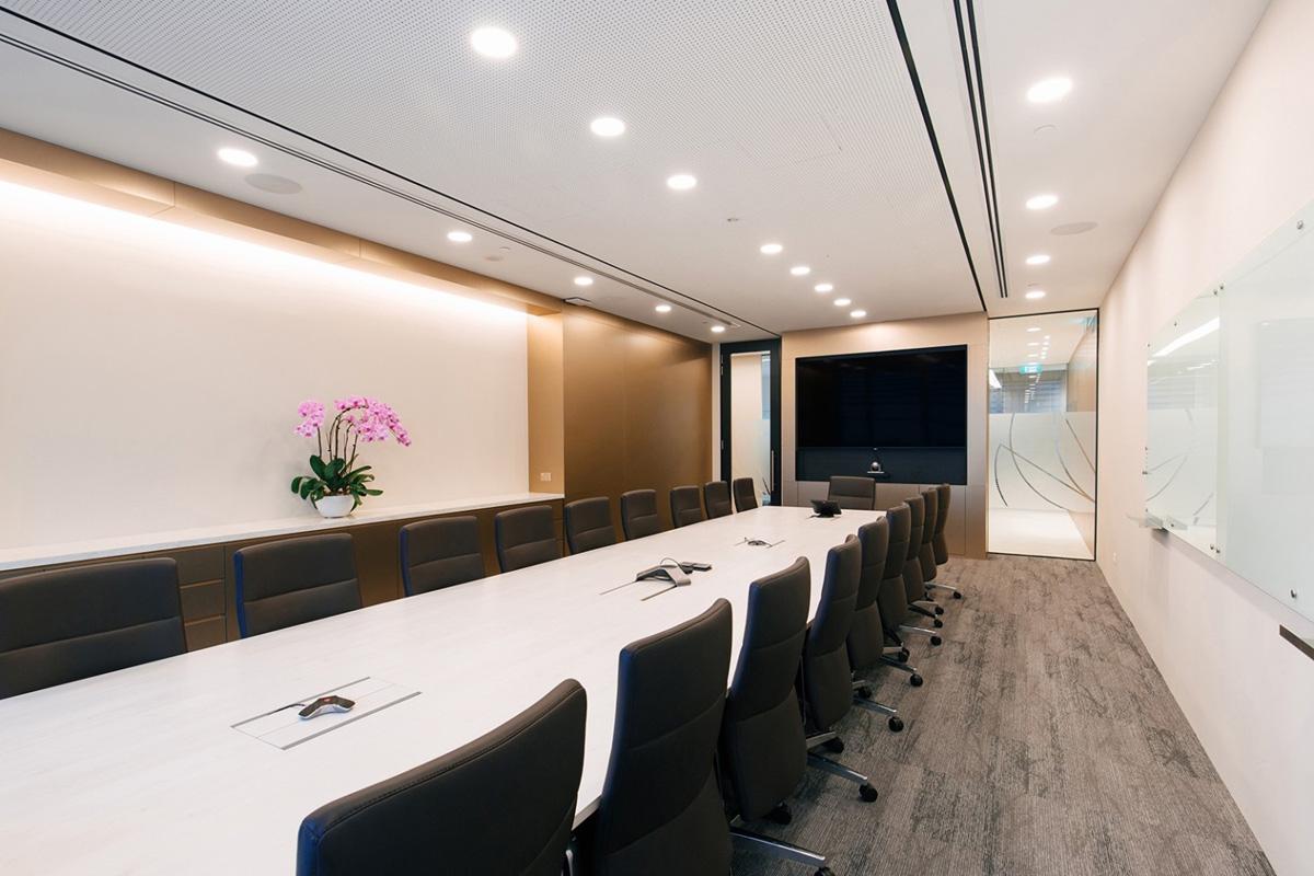 室内会议室设计