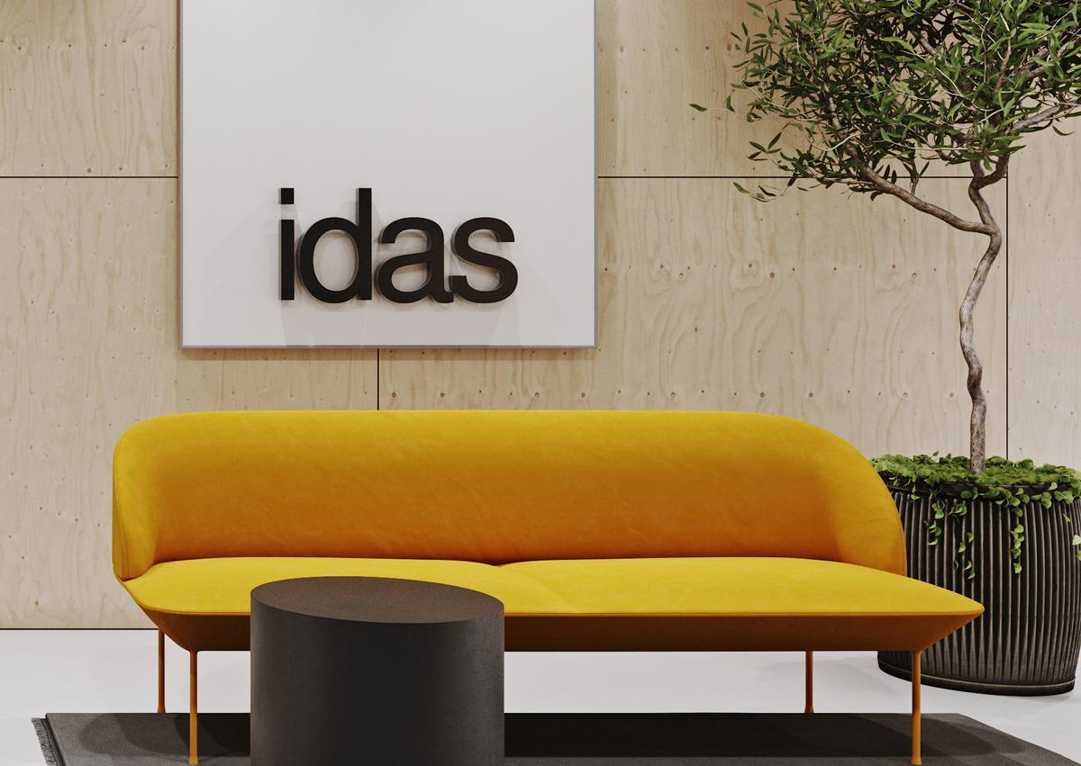 【现代简约】现代办公空间设计