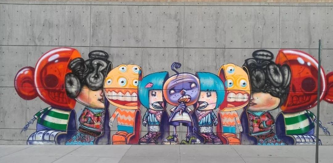 隧道彩绘在重庆