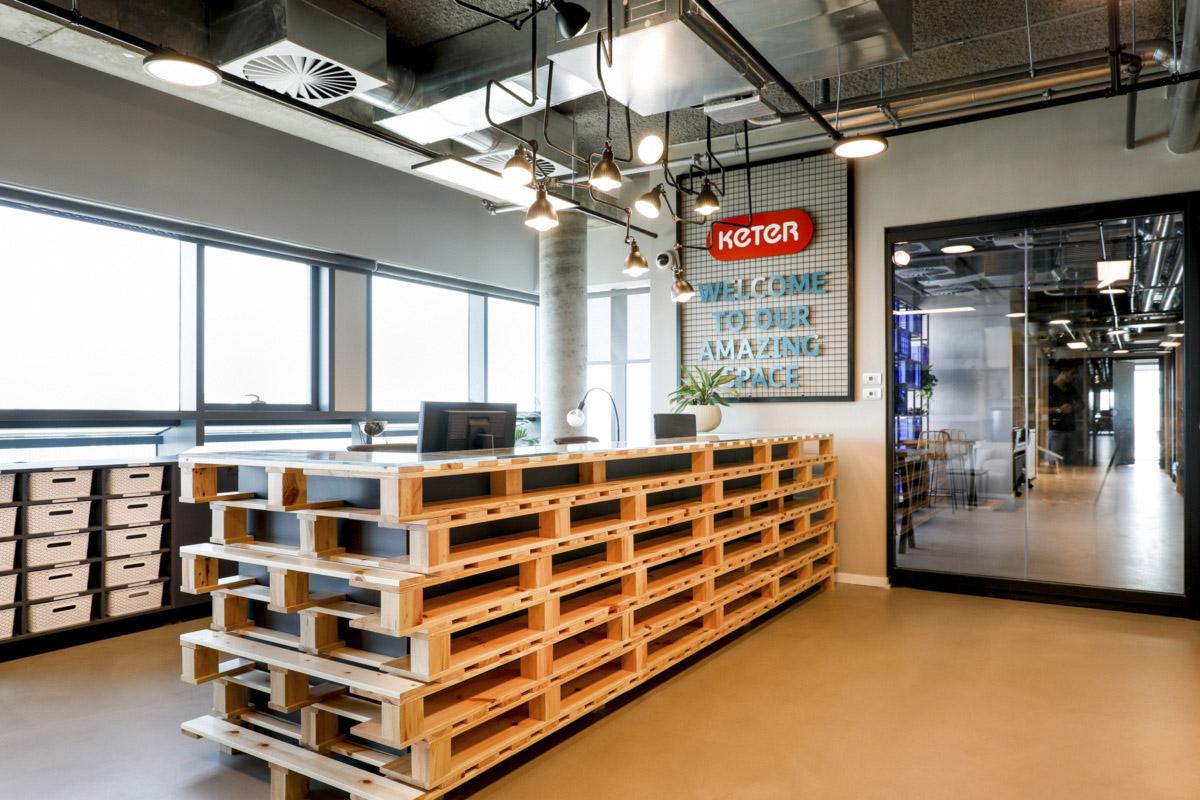 【工业风】办公空间装饰设计