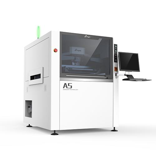 全自动视觉锡膏印刷机 A5